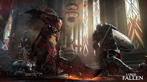Lords of the Fallen Debut Trailer Released