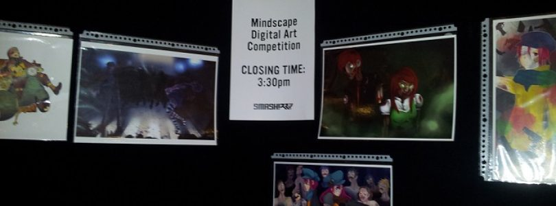 Mindscape Art Tournament – SMASH! 2013!