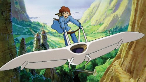 Hideaki Anno to make Nausicaa sequel for Studio Ghibli?