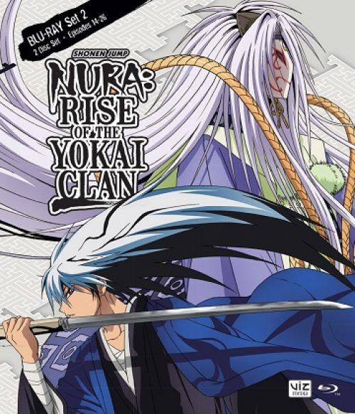 Nura: Rise of the Yokai Clan Set 2 to hit stores next week