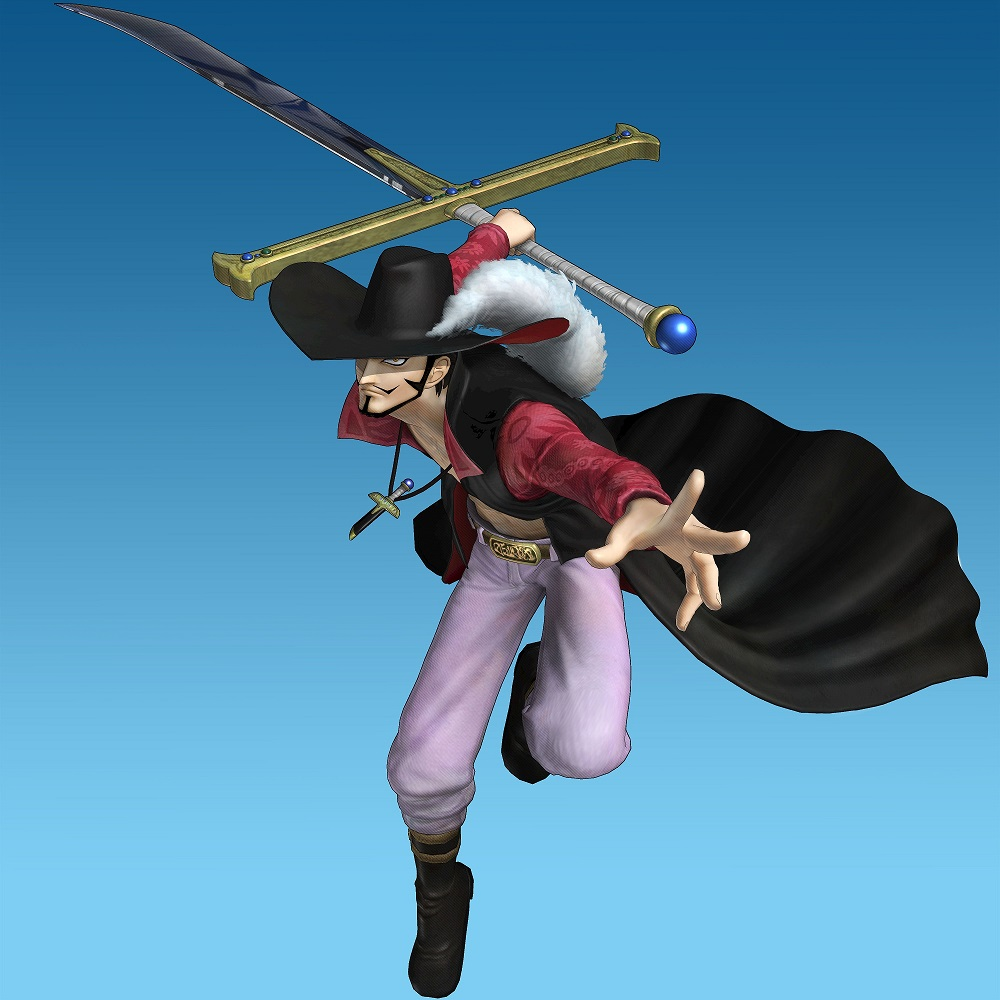 one piece pirate warriors 2 release date announced. Black Bedroom Furniture Sets. Home Design Ideas