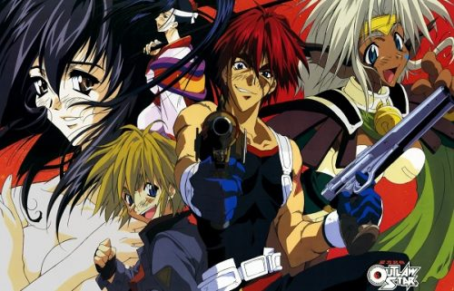 Cowboy Bebop, Outlaw Star, Escaflowne and more licensed by FUNimation