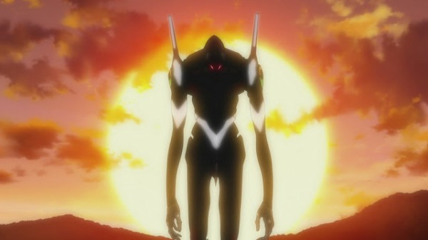 And of course, Rebuild of Evangelion.