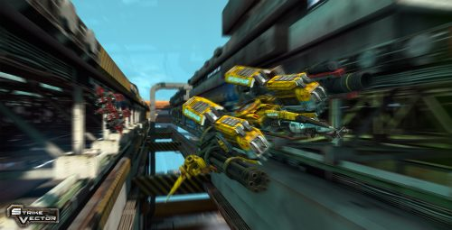 New Strike Vector Trailer Released at Gamescom