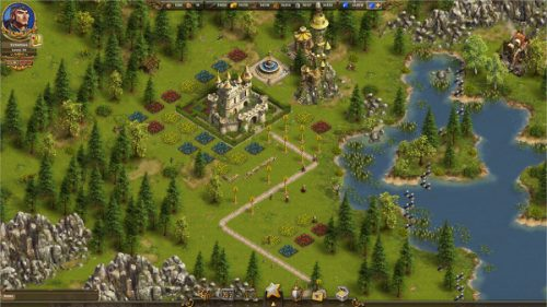 The Settlers Online Adding New Upper Level Features
