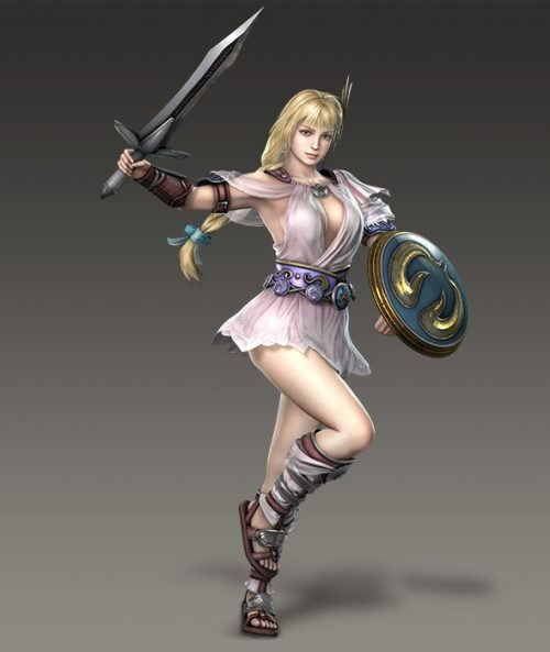 Sophitia from Soul Calibur joins Warriors Orochi 3 Ultimate roster