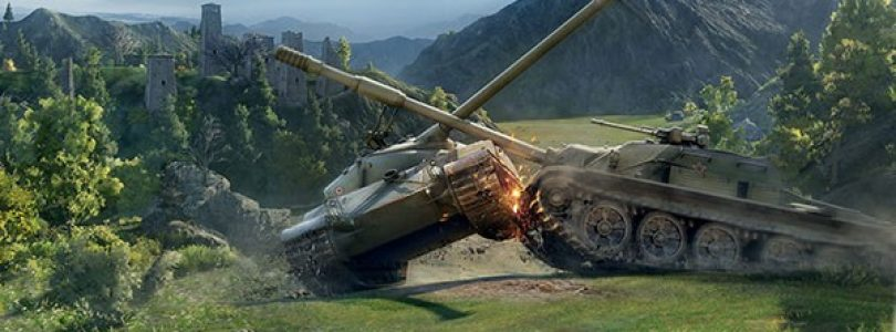 World of Tanks armed with even more tanks in Update 8.8