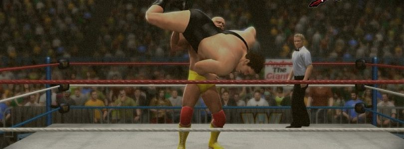 WWE 2K14 to feature a '30 Years of Wrestlemania' mode