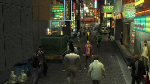 Sega teasing 'surprise' Yakuza announcement for August 18th