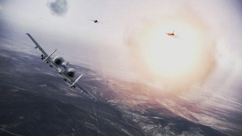 Ace Combat Infinity TGS Trailer, Screenshots Revealed
