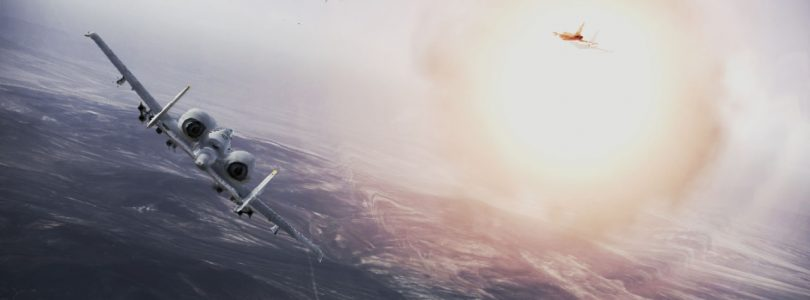 Ace Combat Infinity TGS Trailer, Screenshots Revealed