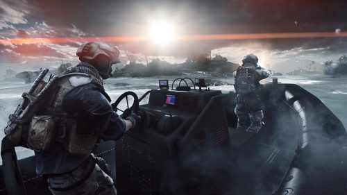 Battlefield 4 Beta Dates, New Multiplayer Trailer