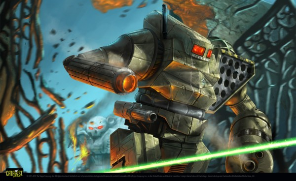 Battletech-Artwork