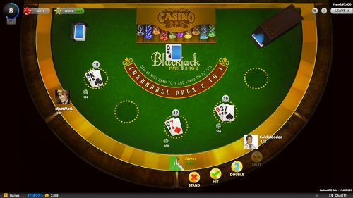 Kickstarted CasinoRPG Enters Open Beta