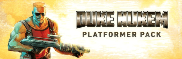 Duke-Nukem-Platformer-Pack- Header