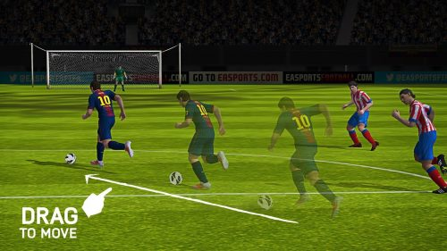 FIFA 14 Free on Mobile, Packed with Content