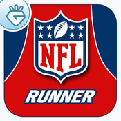 NFL-Runner-Football-Dash-Logo