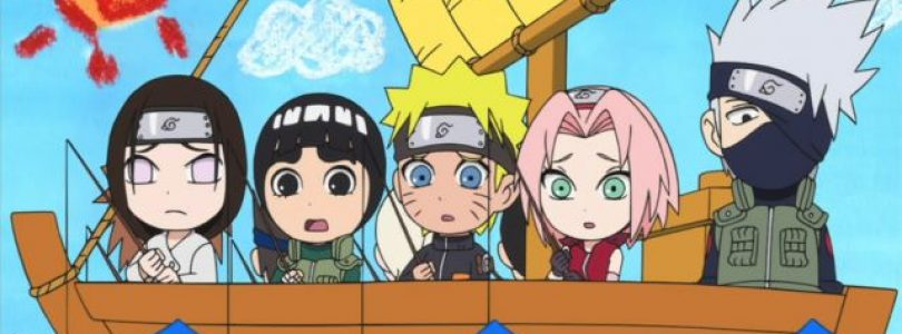 Rock Lee And His Ninja Pals – Second Anime Series Announced