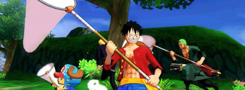 One Piece Unlimited World Red Latest Trailer Released
