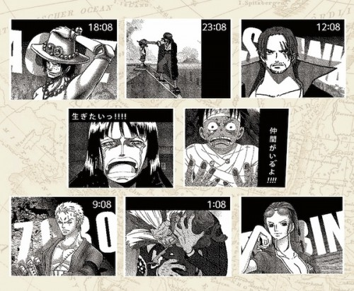 """Have one of the greatest Shonen Mangas on your wrist...at all times...""""Yo!"""""""