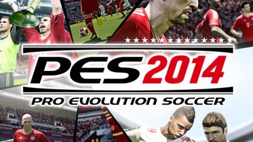 Pro Evolution Soccer 2014 Out Now