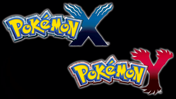 Pokemon X and Pokemon Y.