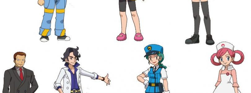 Pokemon X and Y Two Anime Promos Released