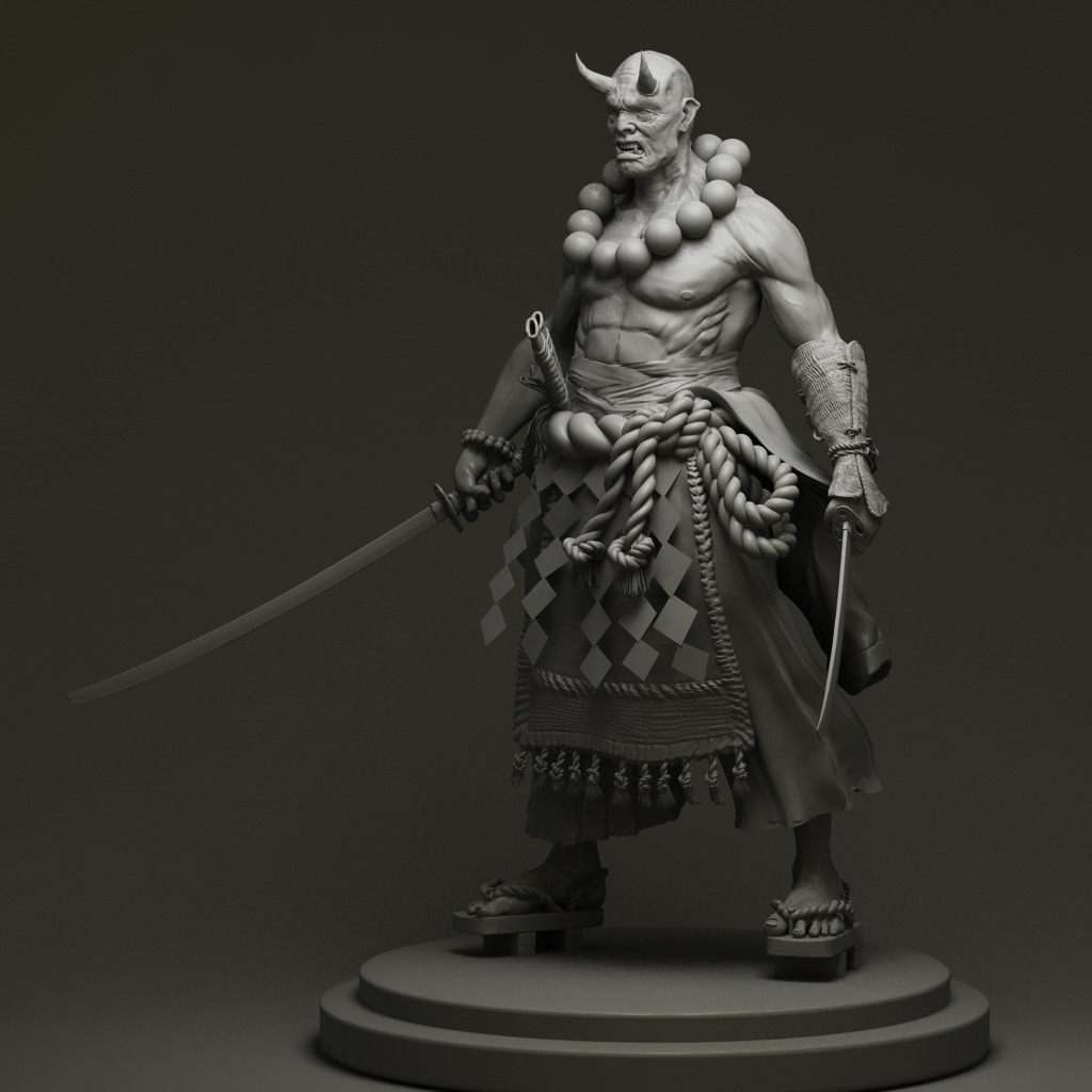 Binary Divinity Character Design In Zbrush And Maya : Reborn kickstarter announced and detailed for ps
