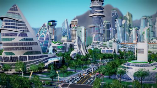 SimCity: Cities of Tomorrow Expansion Coming November 14