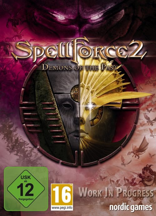SpellForce 2: 'Demons of the Past' End of an Era on October 24