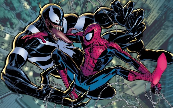 - Spiderman VS Venom -