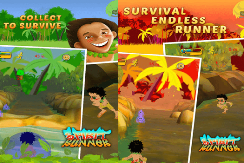 Spirit Runner Races to the App Store
