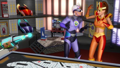 The Sims 3 Movie Stuff Available Now
