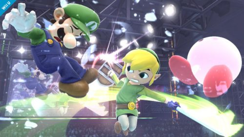 Toon Link Confirmed For The Next Super Smash Bros.