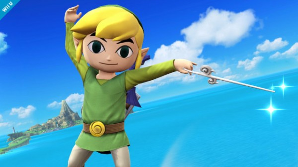 Toon Link - The Wind Waker