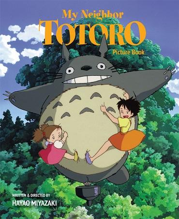 Totoro-Picture-Book-25th-Anniversary