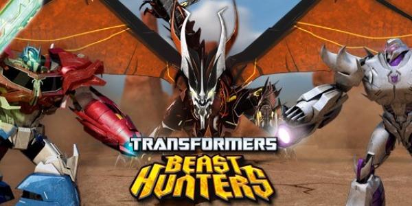 Transformers-Beast-hunters-title