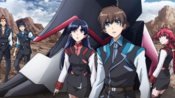 Valvrave The Liberator Season 2