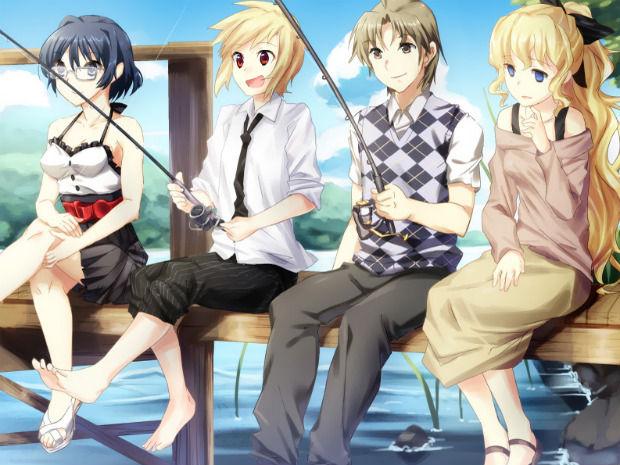how to get majikoi free visual novel