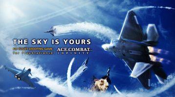 Ace Combat Infinity New Trailer, Screenshots Released