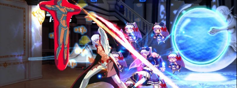 Arc System Works' 2D Fighter Chaos Code Now Available on the PSN