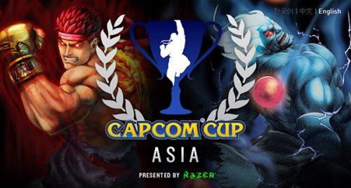 Capcom Cup Asia rallies SSFIV players, to be sponsored by Razer