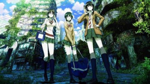 Coppelion Licensed by Madman for Simulcast Starting October 3rd