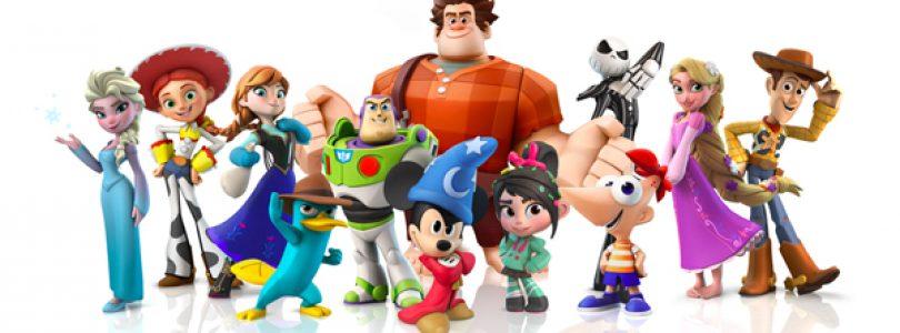 Disney Infinity Toy Box Challenge Week 6