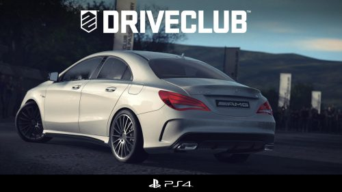 New DriveClub Gameplay Footage of Night Driving