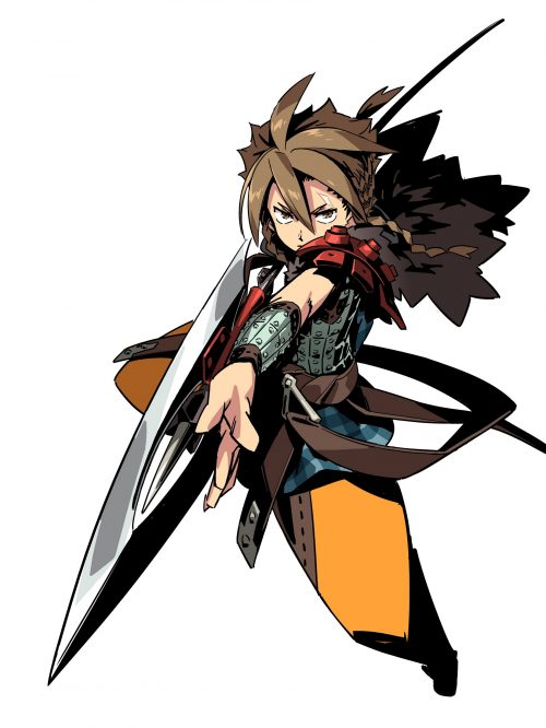 Etrian Odyssey Untold: The Millennium Girl introduces the Highlander