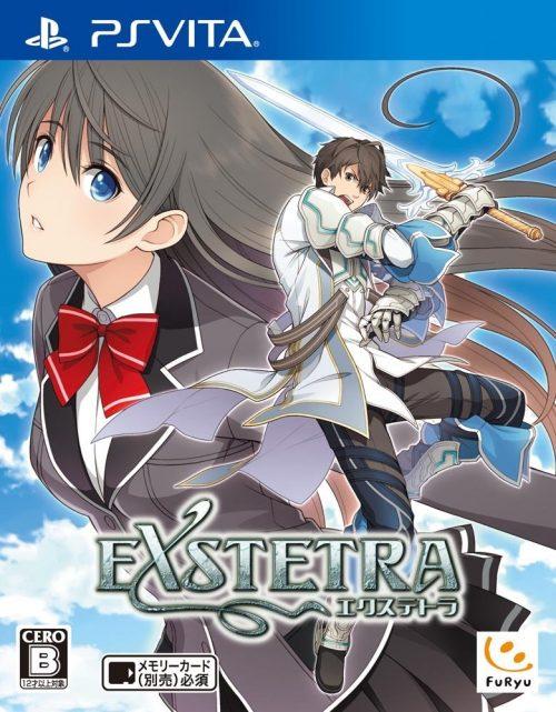 Full length Exstetra trailer released alongside box art