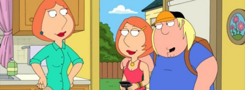 Family Guy: Season 12 Out Oct 2nd