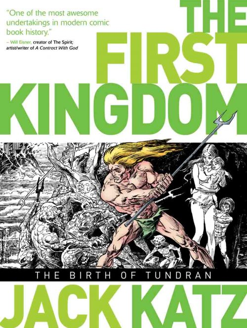 The First Kingdom Vol 1. On Sale Now