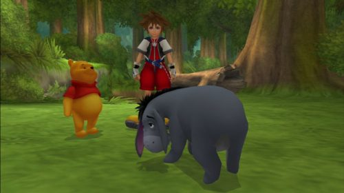 Kingdom Hearts HD 1.5 ReMIX 'Disney' Trailer